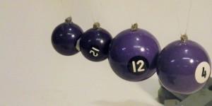 Colisões de esferas